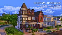 My Sims 4 Blog: New Houses by Bangsain