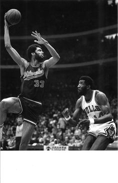 Kareem Abdul Jabbar - Milwaukee Bucks