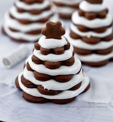 ❤ Keksz vagy mézeskalács karácsonyfák ❤Mindy -  kreatív ötletek és dekorációk minden napra