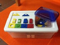 Task boxes from Learning to Grow... Preschool Special Education