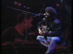 Pino Daniele (Tour 1988) Assalito da un fan!!!!