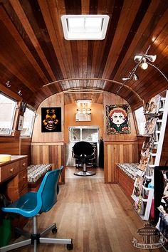 Idol StyleStudio Airstream Hair Salon Hairstream Seattle Washington