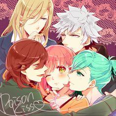 Tags: Anime, Final Fight, Nanami Haruka, Karuha, Uta no☆prince-sama♪, Kotobuki Reiji, Mikaze Ai