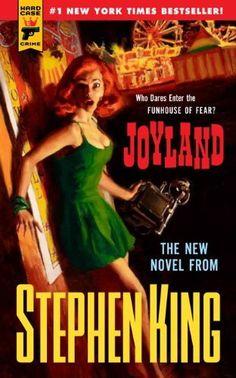 Joyland (Hard Case Crime) by Stephen King, http://www.amazon.com/dp/1781162646/ref=cm_sw_r_pi_dp_HdKZrb11B3BWH