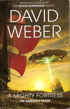 A Mighty Fortress by David Weber is the fourth book in the Safehold series.