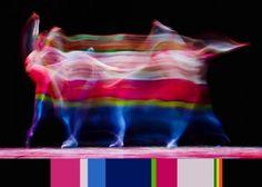Colors & Tech. Lunga esposizione