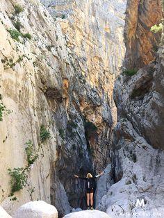Gola Di Gorropu Sardinia - Matejalicious Travel and Adventure