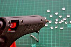 DIY: Enamel Dots | Agus Yornet Blog