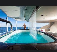 This is amazing | Luxuryjacorentals.com #Yatch #luxury #destination #rental