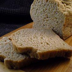 Allergen Free/Gluten Free Bread Recipe