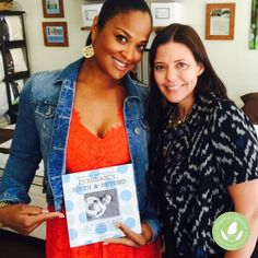 #MommyGreenestBook Launch with @TheRealLailaAli & Friends! - http://www.mommygreenest.com/mommygreenestbook-launch-with-thereallailaali-friends/