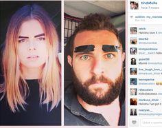 """Tindafella y su cómica interpretación de las fotos """"sexies"""" en Instagram"""
