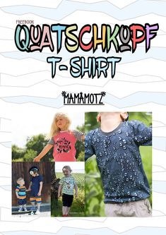 Page 1 of 25 Baby T Shirts, Google Drive, Free Pattern, Couture, Blog, Drops Design, Anton, Leggings, Handmade