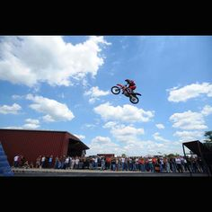 Motocross Jumper at the 2014 OH Bike Week ---------  $50 Off VIP Tickets for the 2015 Ohio Bike Week --- (May 29 to June 7, 2015) ---  Get them now, there are a limited number that will sold at this price  **Discount Ohio Bike Week Tickets at ohiobikeweek.com/event-tickets.php ----------- **PICTURES at blog.lightningcustoms.com/oh-bike-week/  #ohiobikeweek #ohiobikeweekdiscount #ohbikeweek #bikeweekohio #ohiobikeweekdiscount #ohiobikeweekdiscounttickets
