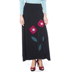 Falda larga mujer FLOR MANDALA Ref 3773 Ahora 29,95€!!
