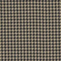 CAMBROOK HOUNDSTOOTH-JET - Greenwich Linens - Fabric - Products - Ralph Lauren Home -