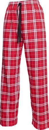 Merry  Christmas  Family Pajamas Cardinal Flannel Pant