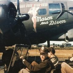 B-17 Flying Fortress 'Mason & Dixon'