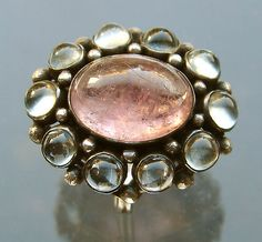 Dorrie Nossiter. Arts and Crafts ring. Sold by Tadema Gallery. View 1.