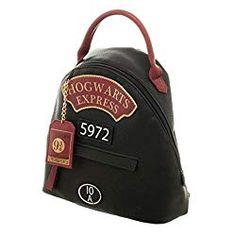 9cb51122c8 I love this backpack! Harry Potter Hogwarts Express Platform 9 3/4 Mini  Backpack