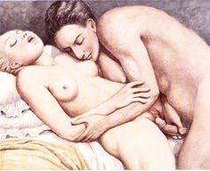 Passion by Fameni-Leporini. Fictional Languages, Digital Art Photography, Mother Goddess, Boris Vallejo, Archetypes, Erotic Art, Figurative Art, Love Art, Les Oeuvres