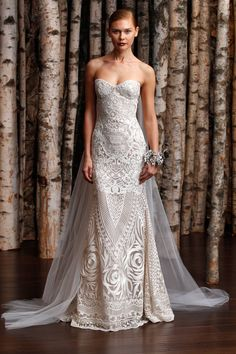 41 Spring 2017 Designer Wedding Dresses Couture Dress Designers Harper S Bazaar Naeem Khan