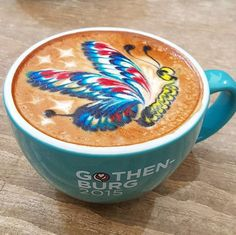 You Need To See This Insane, Viral Latte Art