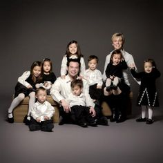 This was the inspiration for SOMETHING REAL. Jon and Kate Plus 8, of course.
