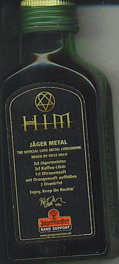 HIM Jager Metal- Ville and Jager *angels sing*