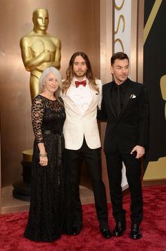 Jared Leto, dal rock all'Oscar: acclamato come una superstar - Spettacoli - Repubblica.it