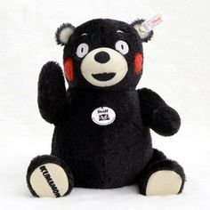 日本限定1500体 テディベア くまモン Teddy bear KUMAMON シュタイフ, http://www.amazon.co.jp/dp/B00CR0PCOU/ref=cm_sw_r_pi_dp_r5xmtb1424P7J