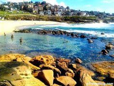 Bronte Beach - - one of the best things to do in Sydney if you only have 48 hours in the city. Visit our blog post for more tips!