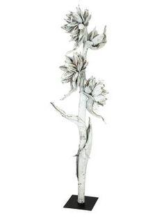 Europalms 83502371 Sororoca Zweig weiß 150-180cm - europalms - steinigke