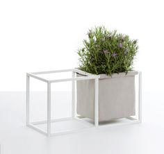 iPot 2x modular system #vase #greendesign #homegardens