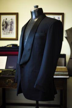 Desmond Merrion Bespoke Dinner Suit