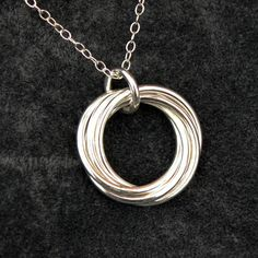A personal favorite from my Etsy shop https://www.etsy.com/listing/120341598/multi-russian-sterling-silver-pendant