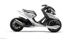 Yamaha 03GEN, il Tricity diventa Scrambler oppure Racing - News - Moto.it