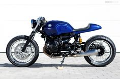 The best motorcycles from 2014 so far: the BMW R nineT custom 'Stockholm Syndrome' by UCC