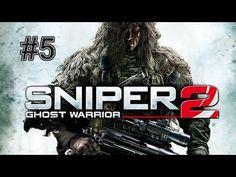 Sniper Ghost Warrior2 # 5 Chegando a Torre de Vigia