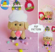 Easter PDF Patterns