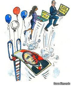 Obama campaign sparks new political tech startups
