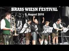 Radio BUH Orchester - Killing In The Name - Brass Wiesn Festival 2016