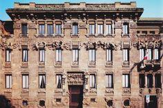 Palazzo Castiglioni, Corso Venezia