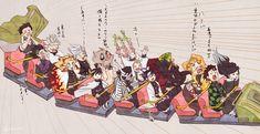 Kimetsu no Yaiba (Demon Slayer) Image - Zerochan Anime Image Board Manga Anime, Anime Demon, Otaku Anime, Anime Art, Slayer Meme, Cute Anime Wallpaper, Cute Anime Character, Dragon Slayer, My Hero Academia Manga
