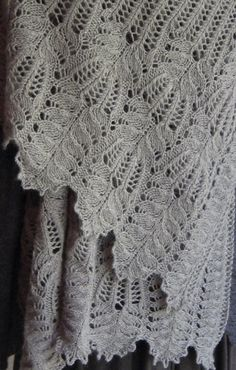the online pattern store Gilet Crochet, Knit Or Crochet, Knitted Shawls, Crochet Shawl, Lace Shawls, Knit Scarves, Scarfs, Shawl Patterns, Lace Patterns