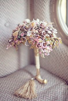 Kathryn Russell - Newcastle designer of amazing wedding dresses,brooch bouquets..she's worked with all the top fashion designers..