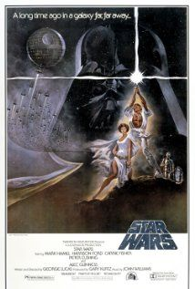 Star Wars 1977 (Mark Hamill, Harrison Ford, Carrie Fisher) Luke Skywalker leaves his home planet, teams up with other rebels, and tries to save Princess Leia from the evil clutches of Darth Vader. Star Wars Film, Star Wars Poster, Star Wars Episódio Iv, Poster S, Print Poster, Iconic Movie Posters, Iconic Movies, Good Movies, Imdb Movies