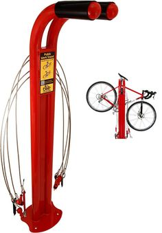Public Work Stand Bike Repair Station By Huntco Bike Repair
