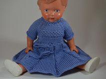 Puppenkleid für 32 cm Puppe