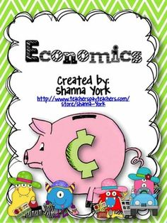 Economics Unit - covers wants & needs, goods & services, consumers & producers, types of resources, bartering, and opportunity cost